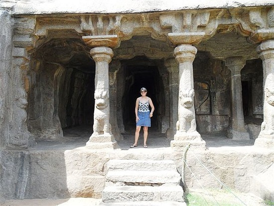 Arjuna's Penance, Mamallapuran