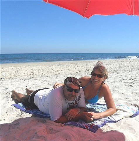 My last day - Cottelsloe Beach