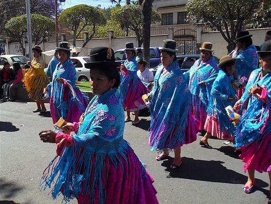 Sucre Parade