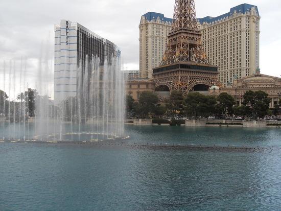 The Bellagio Fountains