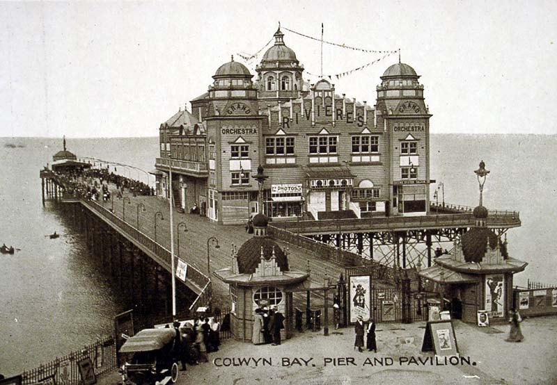 The local Pier