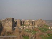 City Walls at Diyarbakir