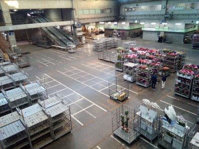The smaller side of Ota Market