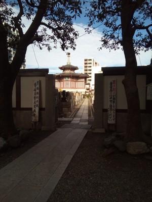 Graveyard at Kawasaki Daishi