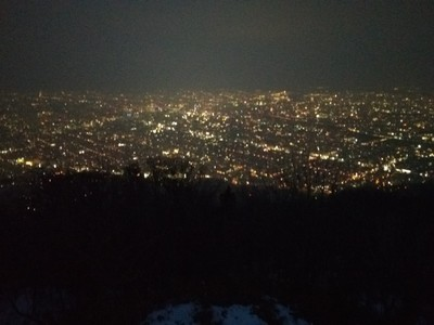 View from Mount Moiwa