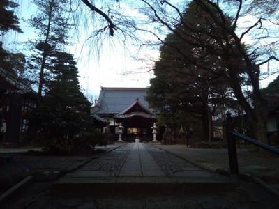Rinno-ji entrance